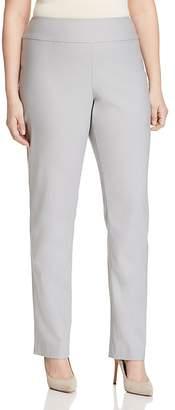 Nic+Zoe Plus Wonderstretch Straight-Leg Pants
