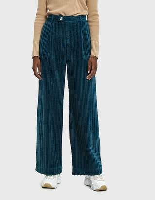Hope Scape Wide Corduroy Trousers