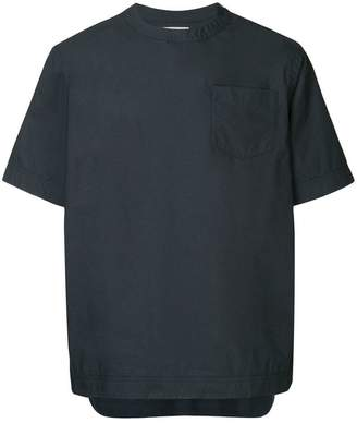 Sacai tailored T-shirt