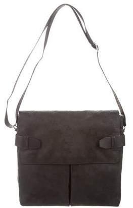 Dunhill Embossed Messenger Bag
