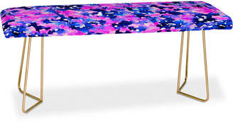 Deny Designs Jacqueline Maldonado Boheme Blue Bench