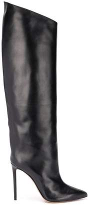 Alexandre Vauthier knee-high boots