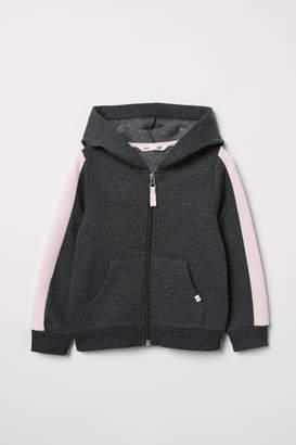 H&M Hooded Jacket - Black