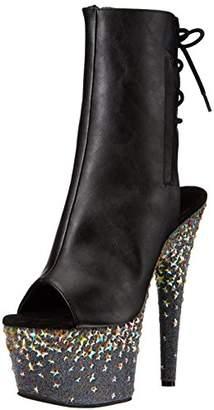 Pleaser USA Women's Stplash1018-7/Bpu/m Platform Sandal