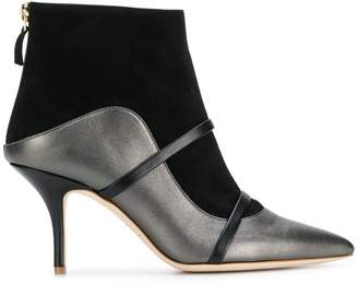 Malone Souliers Madison two-tone booties
