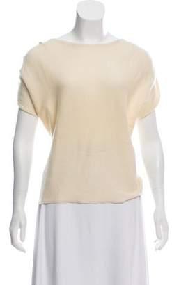 Calypso Sleeveless Cashmere Top