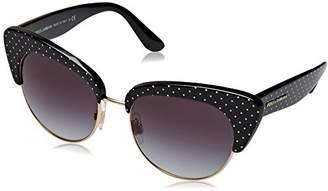 cd00d391274 Dolce   Gabbana Black Sunglasses For Women - ShopStyle UK