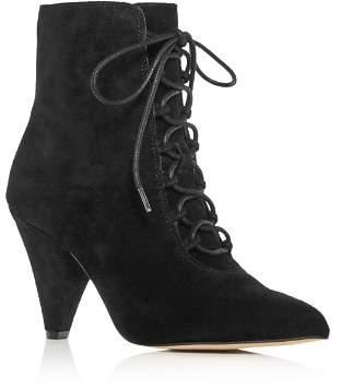 Kurt Geiger Women's Pointed-Toe High-Heel Booties