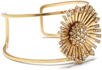 Vince Camuto Flower Open Cuff