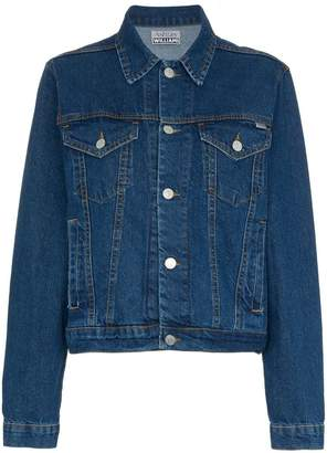 Ashley Williams Western denim jacket