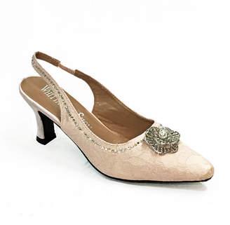 Whittall & Shon Victoria Womens Pumps Soft Toe