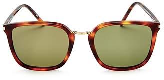 Saint Laurent Women's Square Sunglasses, 52mm