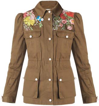 Veronica Beard Huxley Safari Jacket