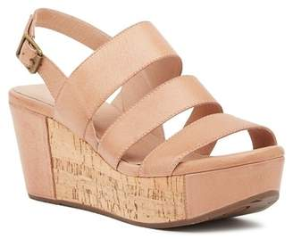 Chocolat Blu Whitly Wedge Sandal