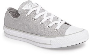 Women's Converse Chuck Taylor All Star Glam Sneaker $59.95 thestylecure.com