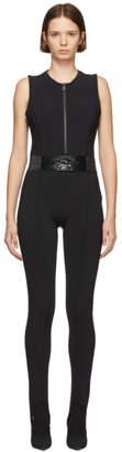 Moncler Black Ski Jumpsuit