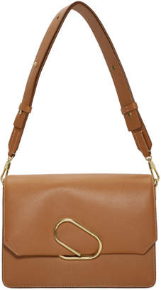 3.1 Phillip Lim Brown Alix Shoulder Bag