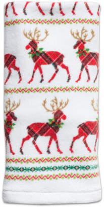 Dena Reindeer Cotton Hand Towel