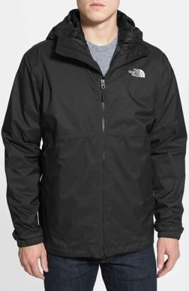 The North Face 'All About' TriClimate(R) Waterproof Hooded 3-in-1 HyVent(R) Jacket