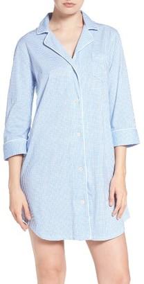 Women's Lauren Ralph Lauren Sleep Shirt $59 thestylecure.com
