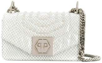 Philipp Plein pearl-embellished shoulder bag