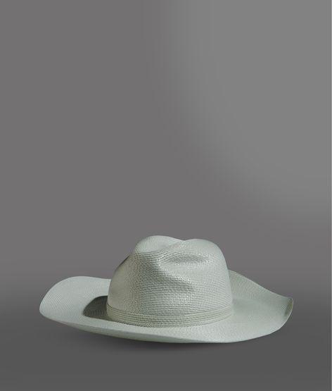 Giorgio Armani Wide Brim Hat Without Veil