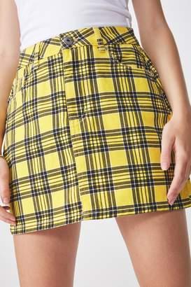 Factorie Co-Ord Denim Skirt