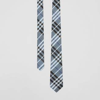 77bbf0cd1a9a Burberry Classic Cut Vintage Check Silk Tie
