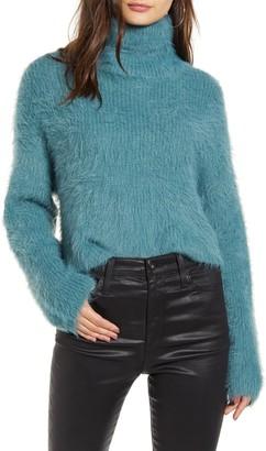 Vero Moda Poilu Oversize Eyelash Sweater