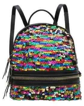 Chinese Laundry Novelty Sequin Midi Backpack