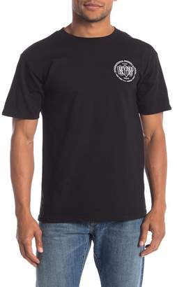 Obey Dissent Chaos Graphic Logo T-Shirt