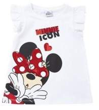 Disney Minnie Mouse Sequin T-Shirt 6-7 years