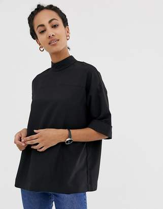 Asos Design DESIGN oversized minimal top