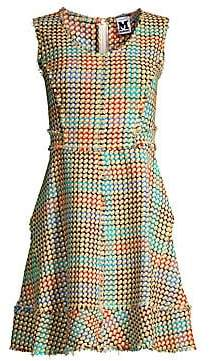 M Missoni Women's Tweed Sleeveless Dress