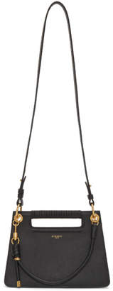 Givenchy Black Small Whip Bag
