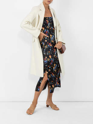 ADAM by Adam Lippes Floral-print cami dress