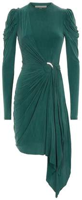 Jonathan Simkhai Silky Jersey Wrap Dress