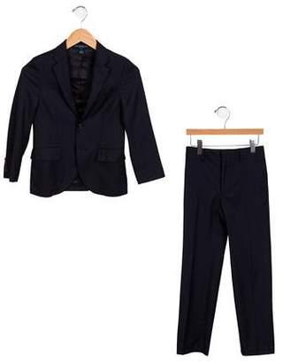 Ralph Lauren Boys' Wool Dress Suit