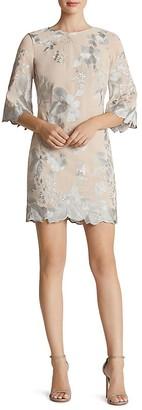 Dress the Population Paige Lace Mini Dress $194 thestylecure.com