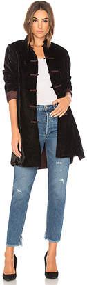 Raga Liv Velvet Reversible Coat