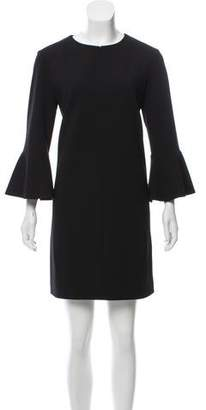 Tibi Long Sleeve Mini Dress w/ Tags