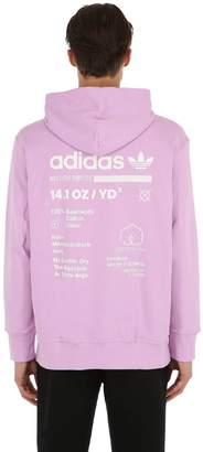 adidas Kaval Cotton Sweatshirt Hoodie