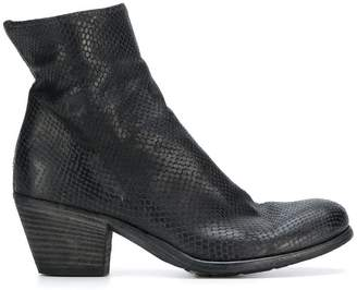 Officine Creative Giselle Exotic boots