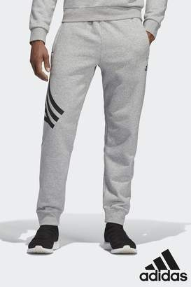 995ec0a1 adidas Mens Grey Tango Graphic Jogger - Grey