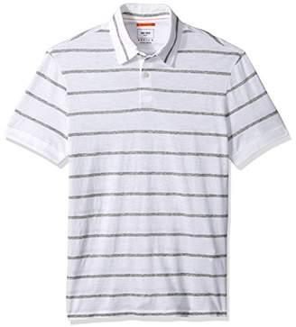 Jack Spade Men's Stripe Jersey Polo