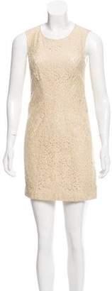Belstaff Guipure Lace Mini Dress