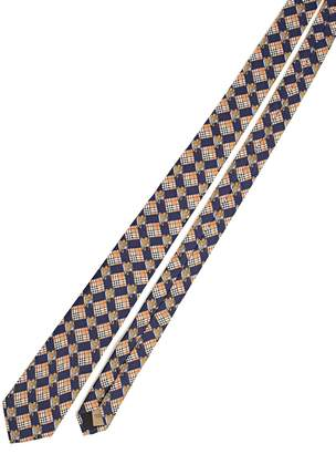 Burberry Modern Cut Equestrian Knight Tie