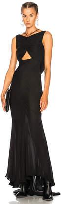 TRE Bias Cut Gown