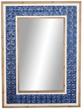 Bungalow Rose Glaude Modern Rectangular Full Length Mirror