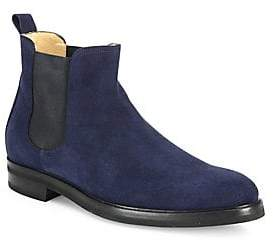 Saks Fifth Avenue Men's COLLECTION Chelsea Suede Boots